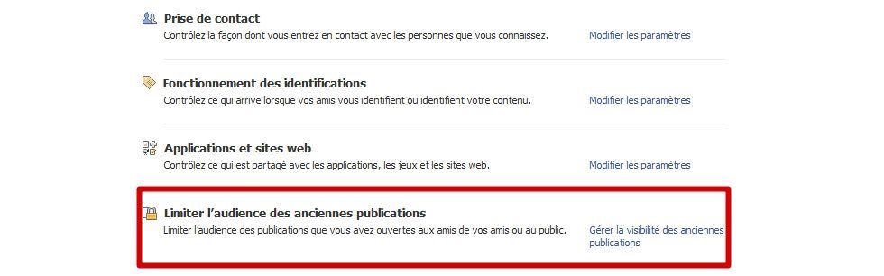 Sécuriser Facebook : le guide #16