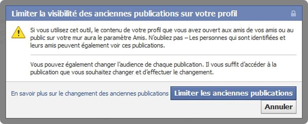 Sécuriser Facebook : le guide #17