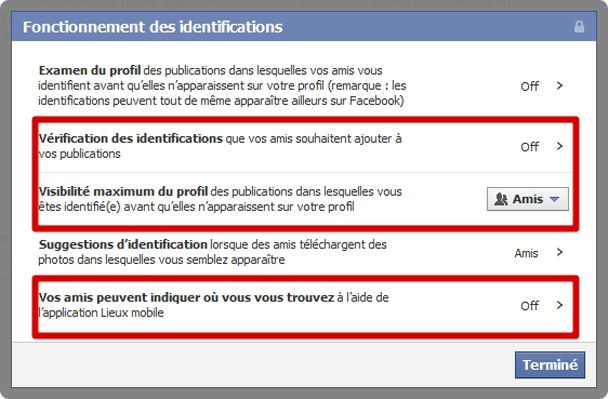 Sécuriser Facebook : le guide #11