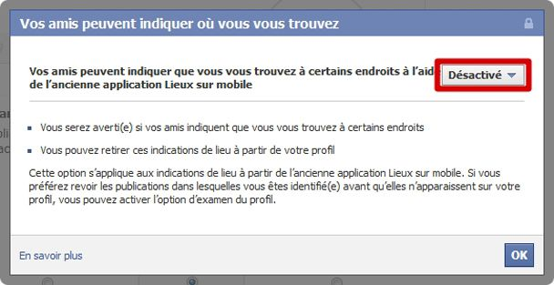 Sécuriser Facebook : le guide #12