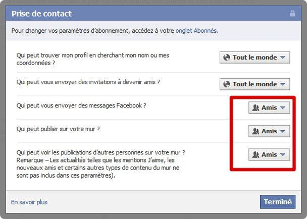 Sécuriser Facebook : le guide #9