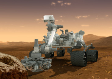 GGB Bearing Technology en mission sur Mars